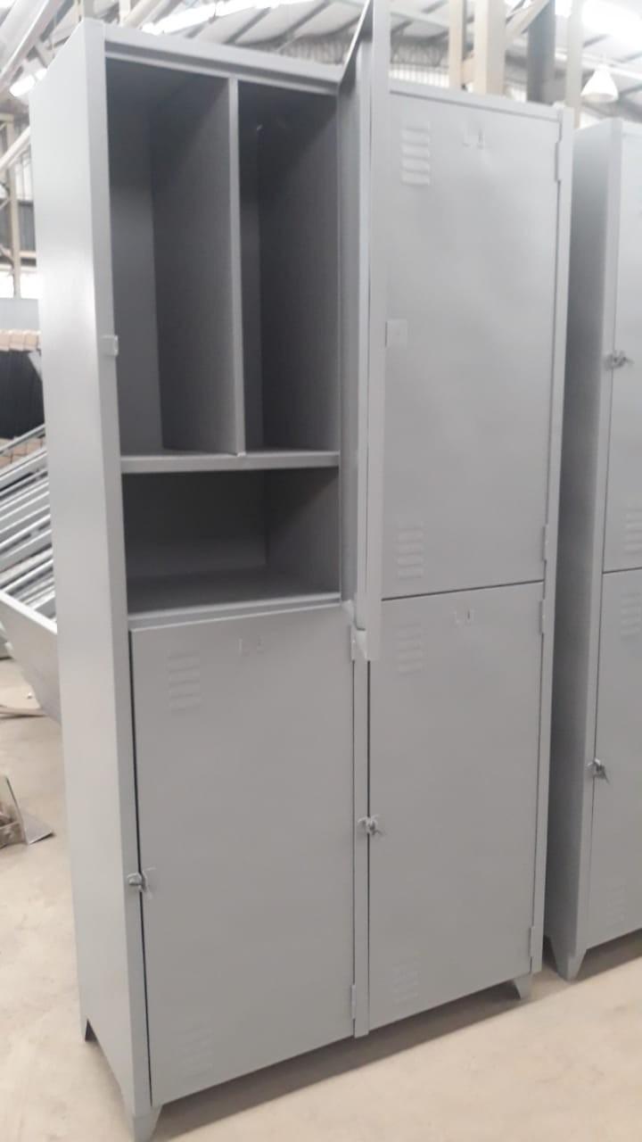 Roupeiro de aço para vestiário